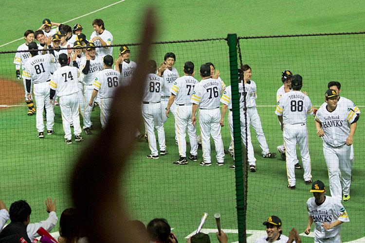 日本シリーズ2014 ホークスvsタイガース