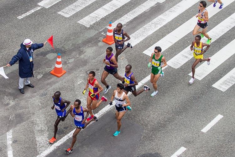 福岡国際マラソン