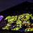 福岡城 チームラボ 城跡の光の祭3