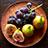 無花果と葡萄