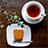 焼き菓子と紅茶