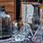 硝子瓶と古道具