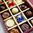 カカオロマンスのチョコレート