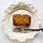 SYMの林檎のキャラメルケーキ