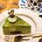KAKAの抹茶チーズケーキ
