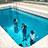 金沢21世紀美術館 レアンドロのプール