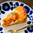 ブラッドオレンジのタルト