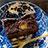和栗チョコレートケーキ