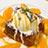 マンゴーと柑橘系のフレンチトースト