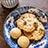 蕎麦粉のクッキー