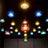 薩摩切子のライト
