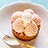 白イチゴのタルト