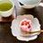 新茶と和菓子