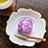 季節の和菓子「紫陽花」