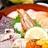 喜水亭の海鮮丼