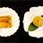 栗きんとんと南瓜の和菓子