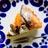 カボチャとクリームチーズのタルト