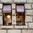 神戸の風景-石壁と窓