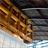 九州国立博物館の天井