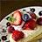 KURUMIの苺タルト