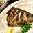 梅山鉄平食堂でイサキの塩焼き定食