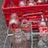 蚤の市〜赤い箱と瓶