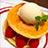マルキーカフェのパンケーキ