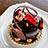 IMURIのチョコレートケーキ
