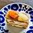 柑橘とチーズのミルフィーユ