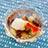 金魚の和菓子「夕涼」