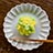 季節の和菓子「菜の花」